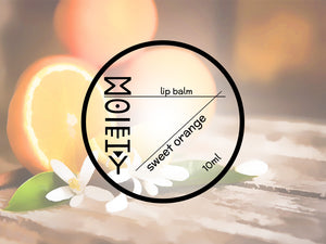 Sweet Orange - Lip Balm
