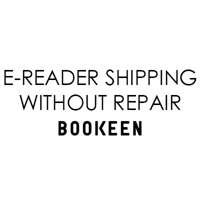 E-reader shipping without repair