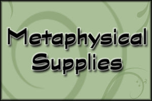 Metaphysical Supplies