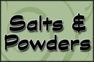 Salts and Powders
