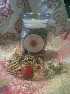 Litha Blessings Casting Herbs