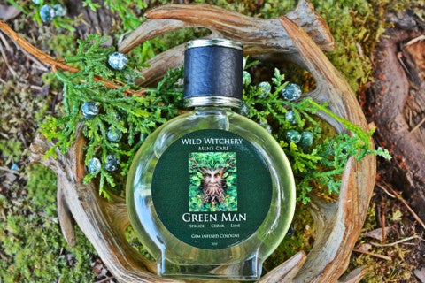 Green Man Cologne