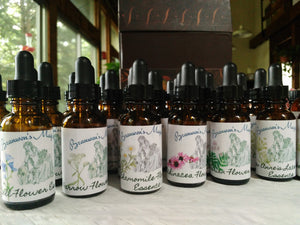 Organic Flower Essences - Vibrational Medicine