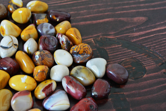 Mookaite Jasper~For Motivation, Self-Confidence & Self Worth