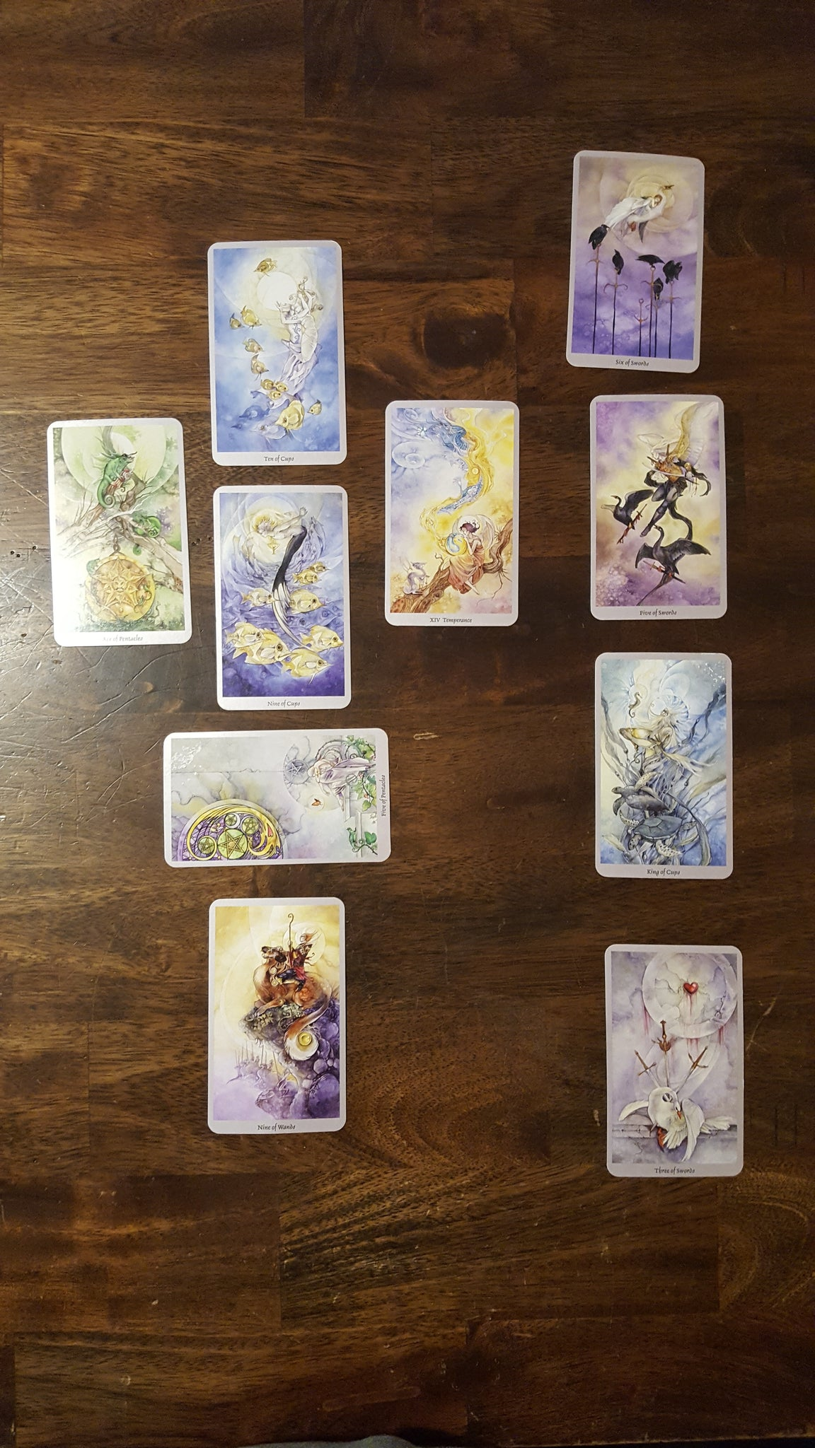 10 Card Tarot Reading Plus