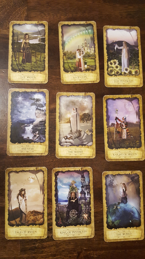 Messages from the Other Side Oracle Reading