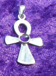 SS Ankh with Amethyst