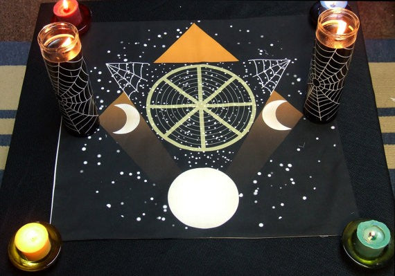 Samhain Wheel of the Year