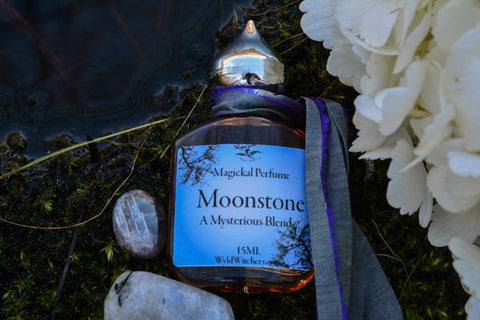 Moonstone Perfume~A Mysterious Potion
