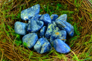 Sodalite ~For Fear & Anxiety Removal