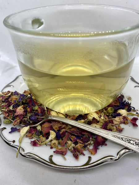 New Moon Herbal Tea