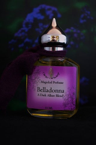 Belladonna~A Dark Allure Potion
