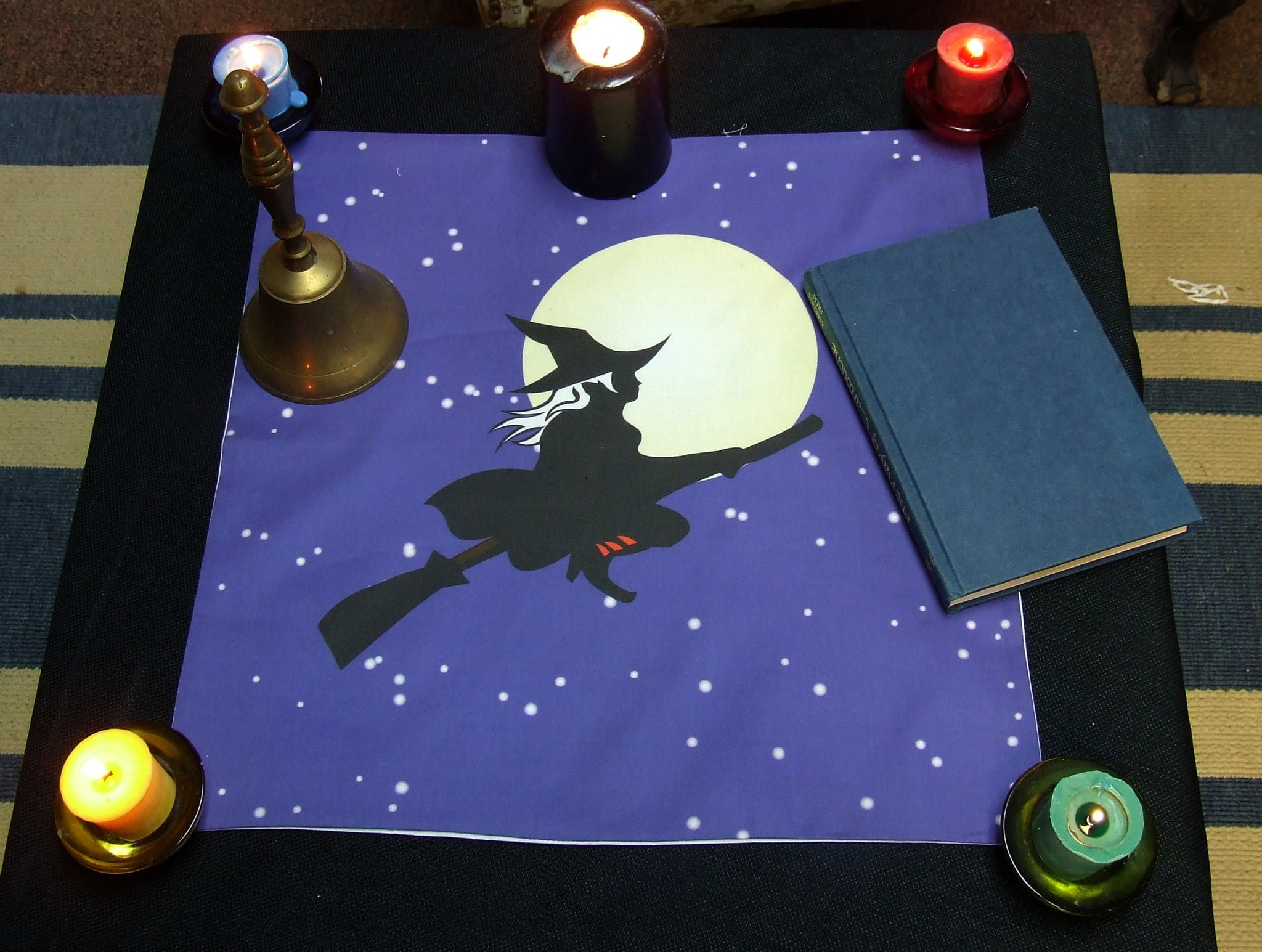 Witch in the Moon