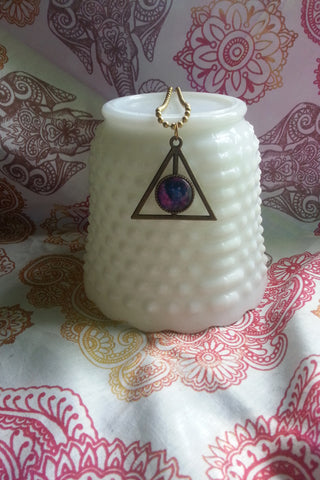 Deadly Hallows Nebula Necklace