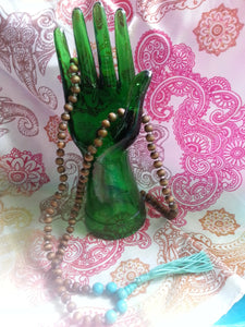 Full length Mala with Chest