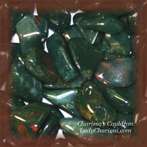 Bloodstone Crystal Remedy