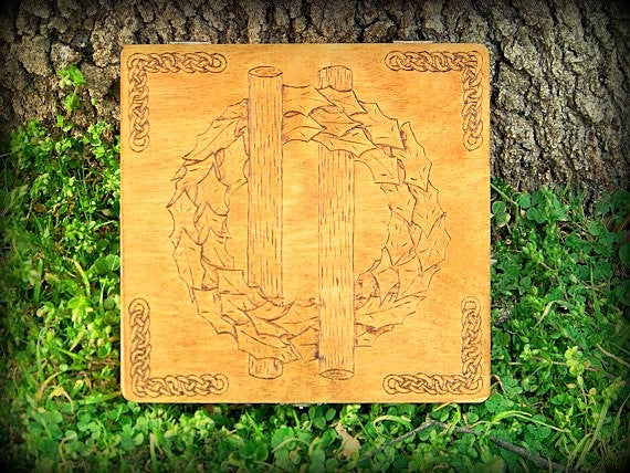 Druid Sigil Keepsake Box