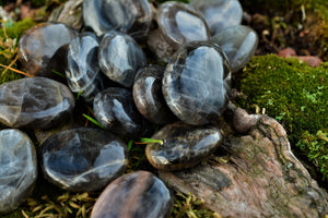 Black Moonstone~For Conjuring your Intentions
