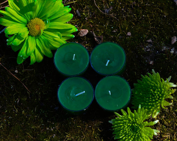 Fortune Tea Lights~For Manifesting Abundance