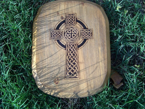 Celtic Cross Wall Hanging