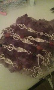 Goddess Gemstone Bracelet