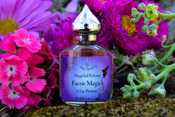 Faerie Magick~For Connecting with the Faerie Realm