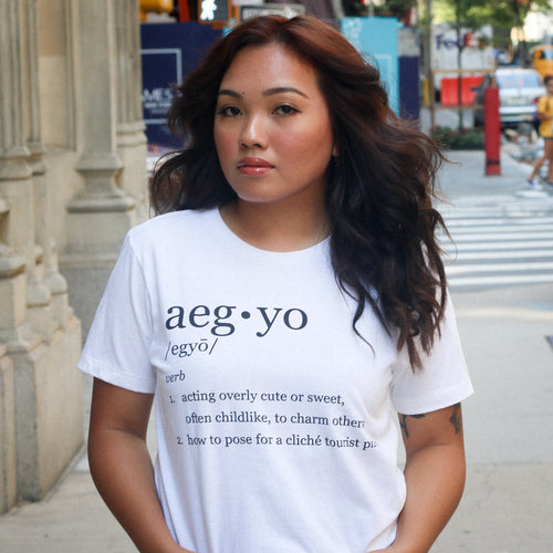 Aegyo Definition T-Shirt
