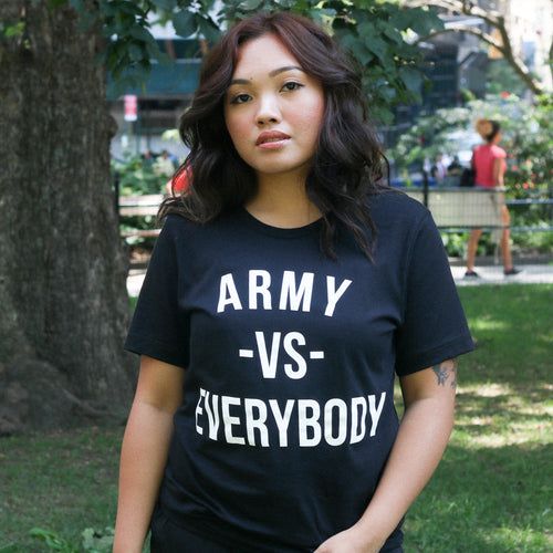 ARMY vs EVERYBODY T-Shirt