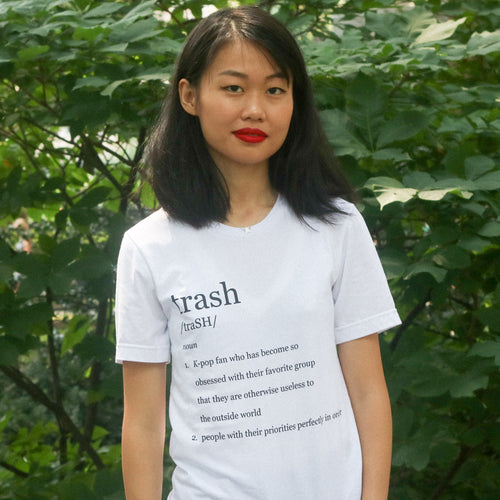 Trash Definition T-Shirt