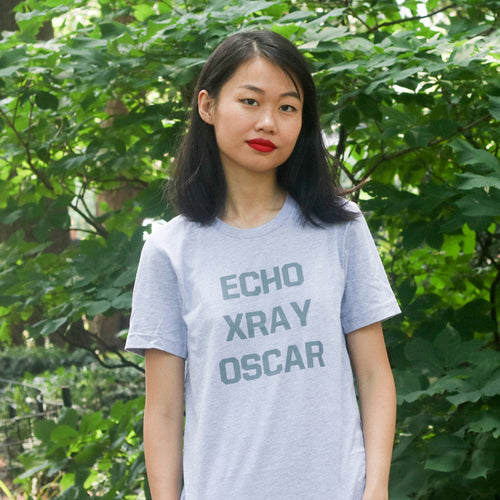 Echo X-Ray Oscar T-Shirt