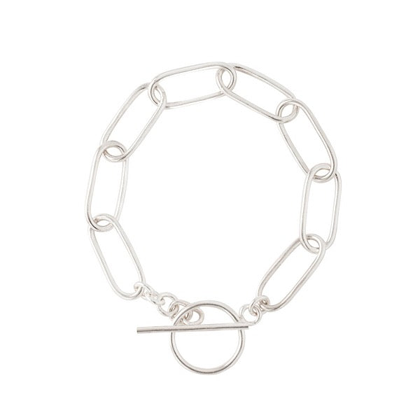OVAL STATEMENT CHOKER
