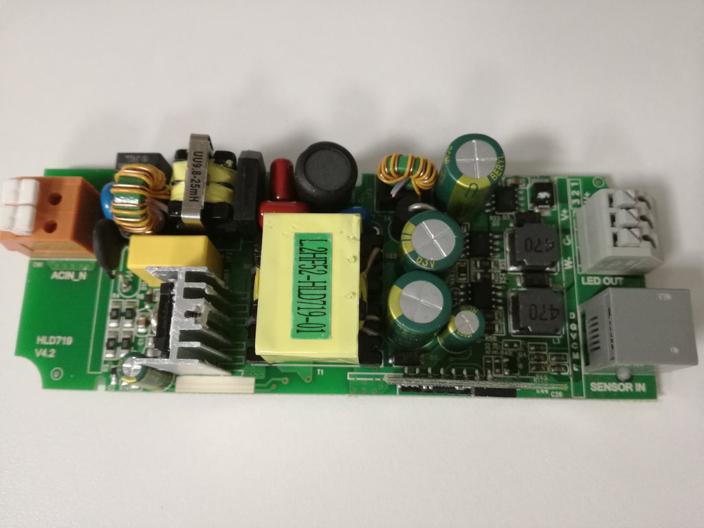 LED Zigbee Driver-front-view