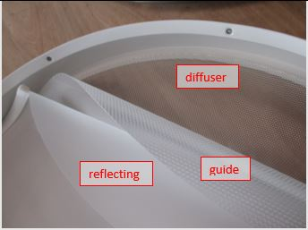 LED-Ceiling-light-diffuser-construction