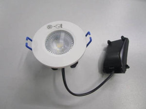 3.5 Inch Fire Rated LED Downlight Teardown
