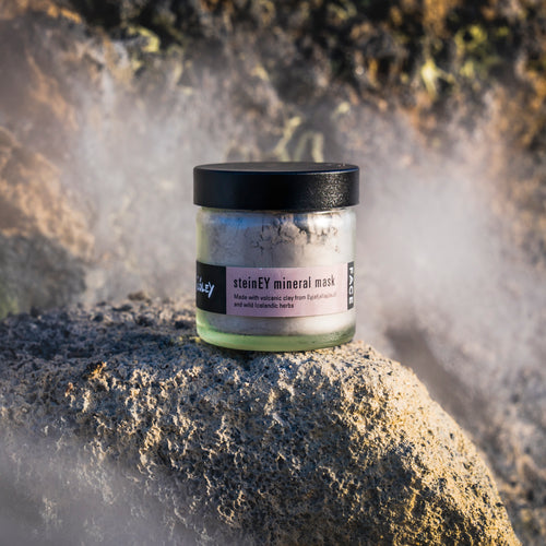 SteinEY Mineral Mask with Volcanic Clay