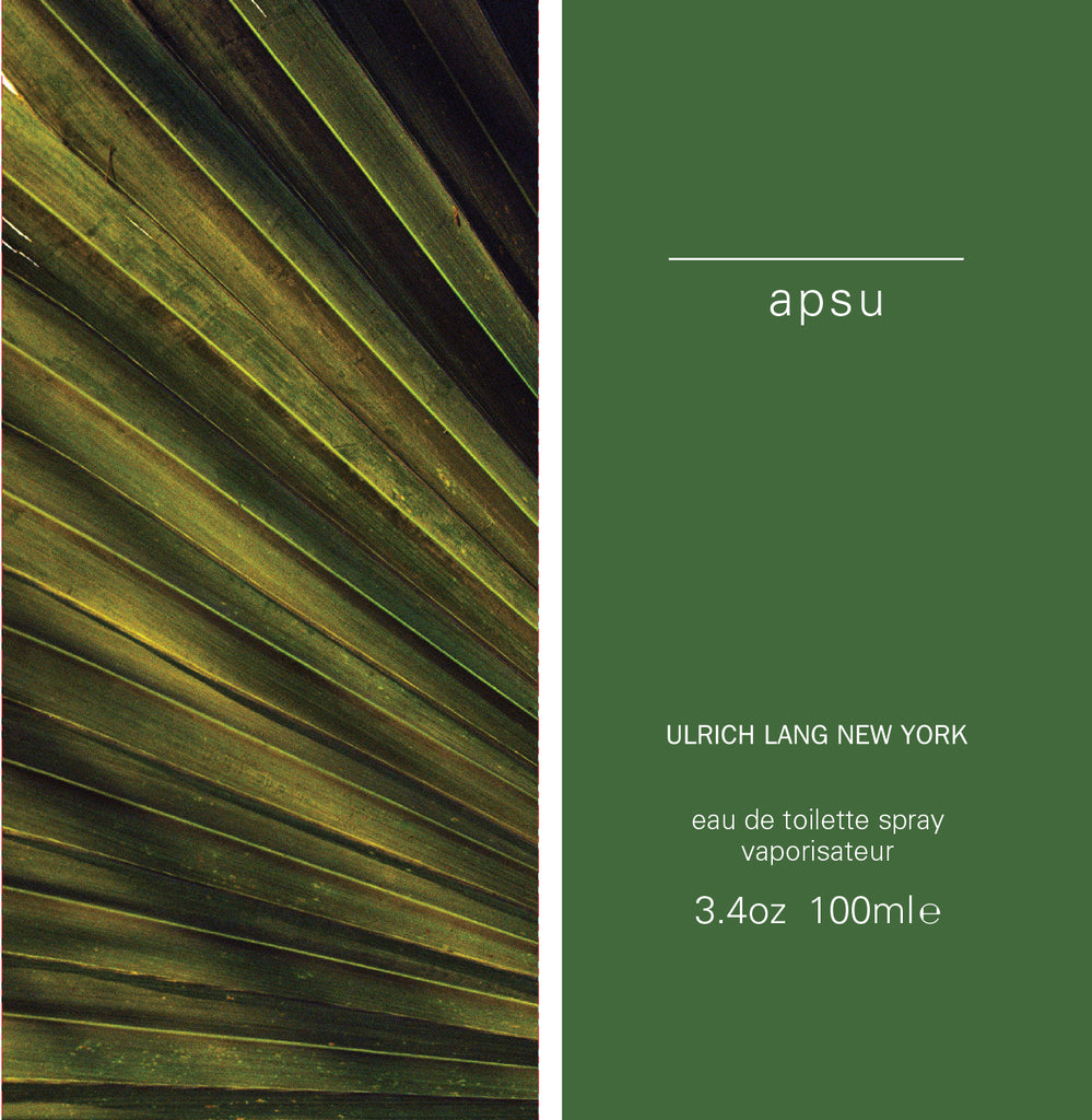 apsu - Ulrich Lang New York