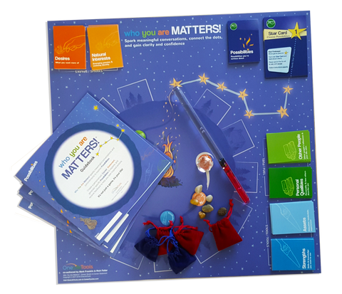 Who You Are Matters Game Kit