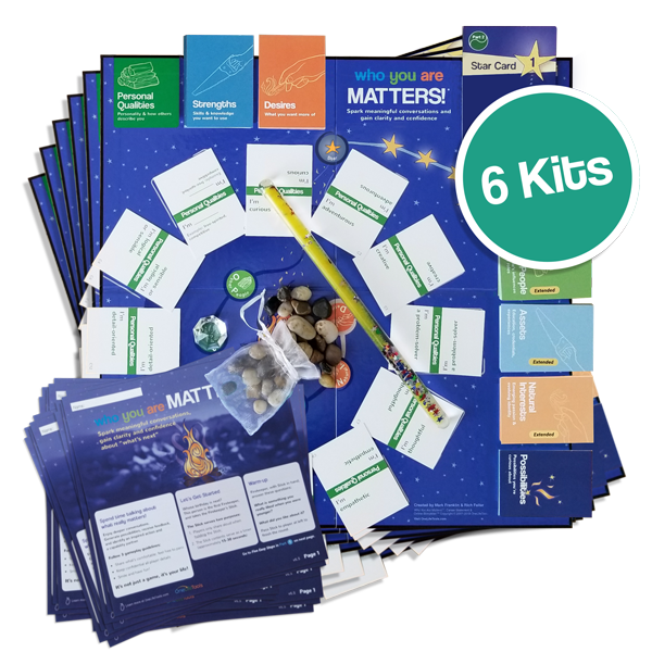 Who You Are Matters! Group Bundle