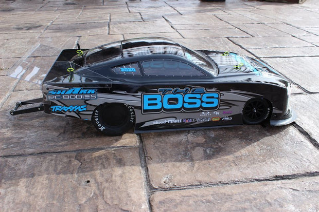 "Shark R/C Bodies ""The Boss"" NPRC Drag Race Body (Special Order)"