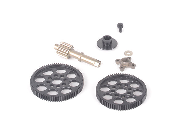 Schumacher U7676 Slipper Delete Alloy Layshaft Kit - Cougar-Laydown