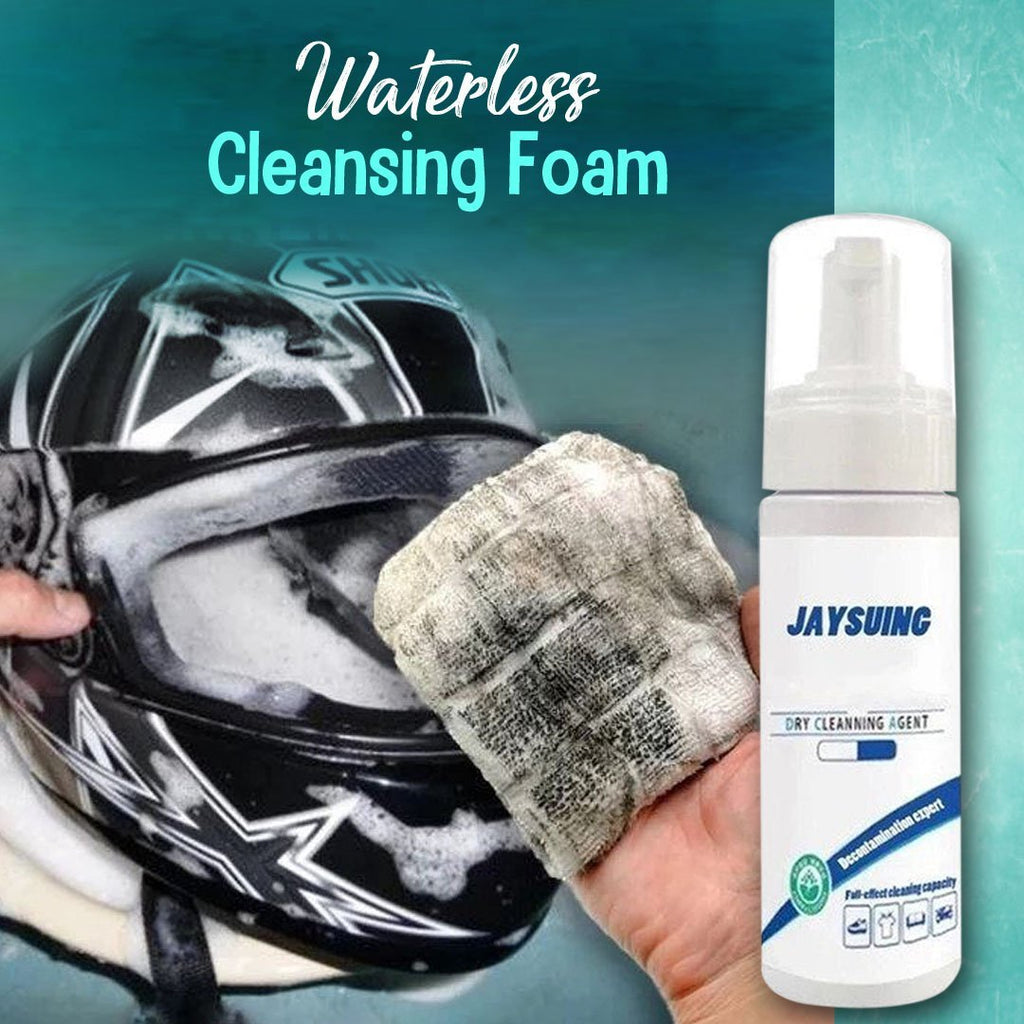 Waterless Fabric Cleansing Foam - LAST DAY HOLIDAY PROMOTION 50% OFF