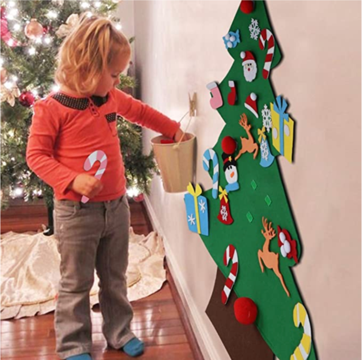 DIY Felt Christmas Tree NOW UP TO 50% OFF!
