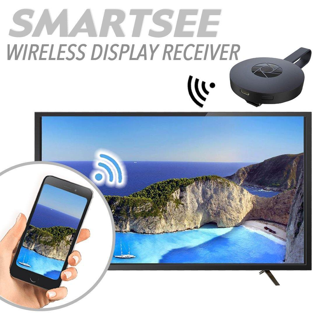 SmartSee Wireless Display Receiver