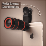 360HD ZOOM LENS - 12x Phone Lens for IOS and Android-Gadgets-NEthing Store