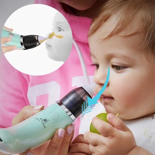 BOOGIE BYE™ - Kids Booger Cleaner