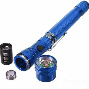 Flex Torch - 3x LED Telescopic Flexible Magnetic LED Tactical Flashlight-NEthing Store