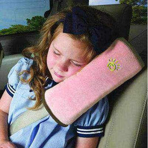 Car Seatbelt Pillow - Enjoy Traveling with Comfort-Gadgets-NEthing Store