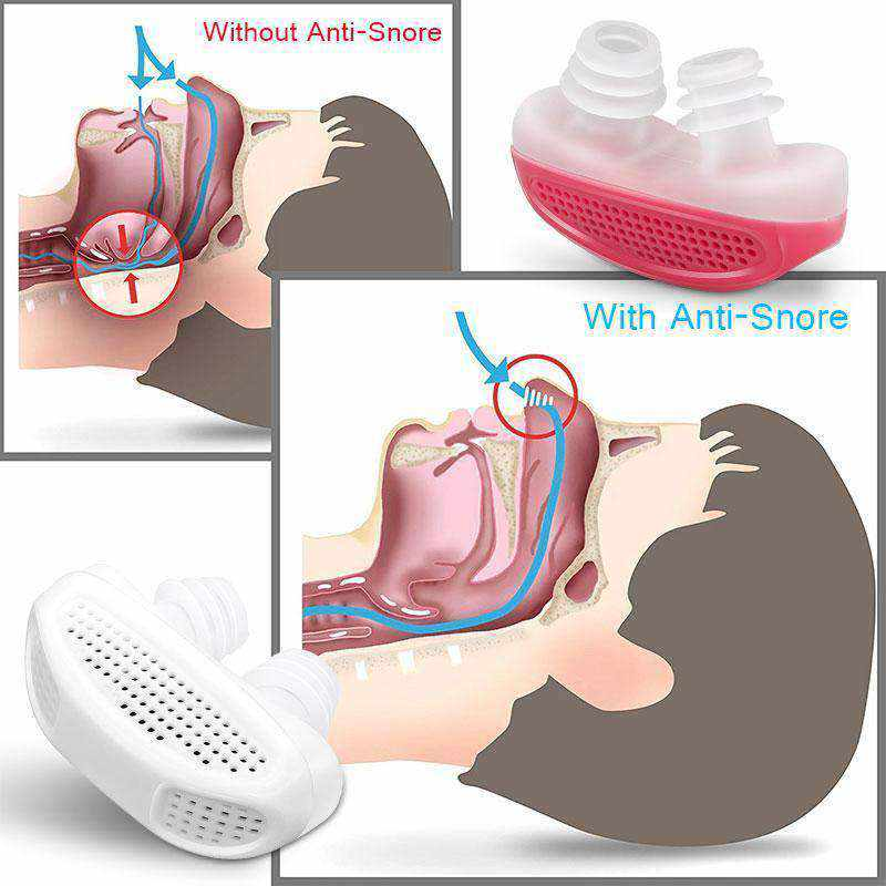 Anti Snoring Device - Snoring Relief!-Gadgets-NEthing Store