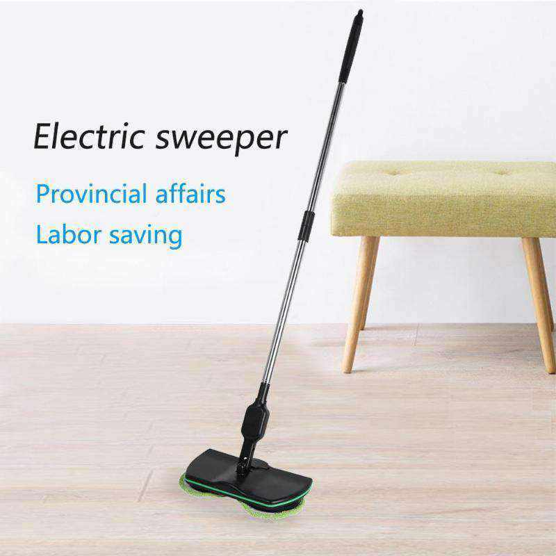 Electric Sweeper - Wireless Rechargeable Microfiber Mop-Home Care-NEthing Store