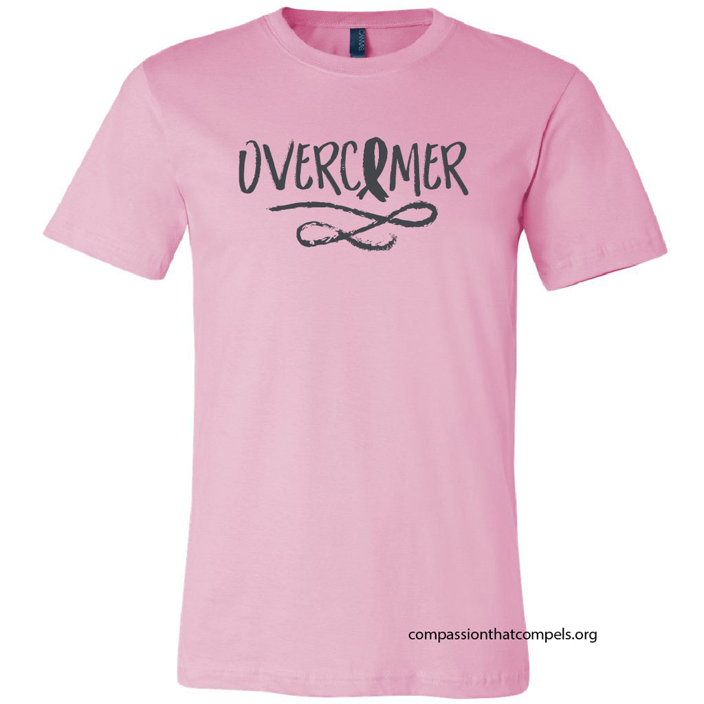Overcomer Ribbon T-Shirt